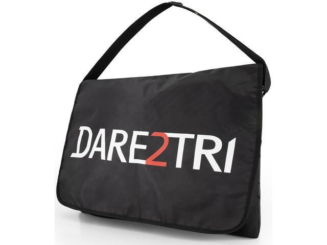 Dare2Tri Wetsuit Mesh Bag, zwart
